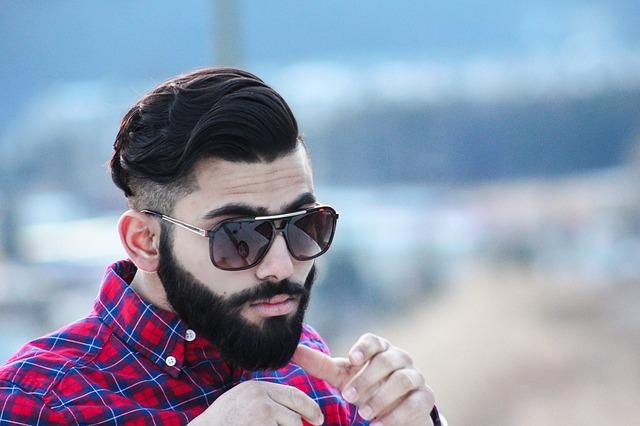 Pěstování vousů