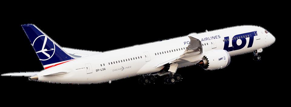 polské letadlo